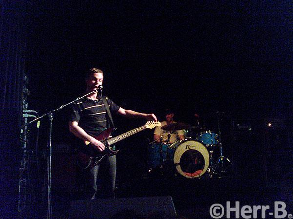 Peter und seine Gitarre