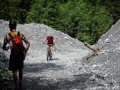 Transalp Garmisch - Torbole