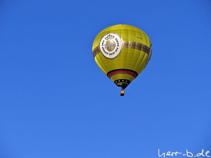 Luftballon (heiß)