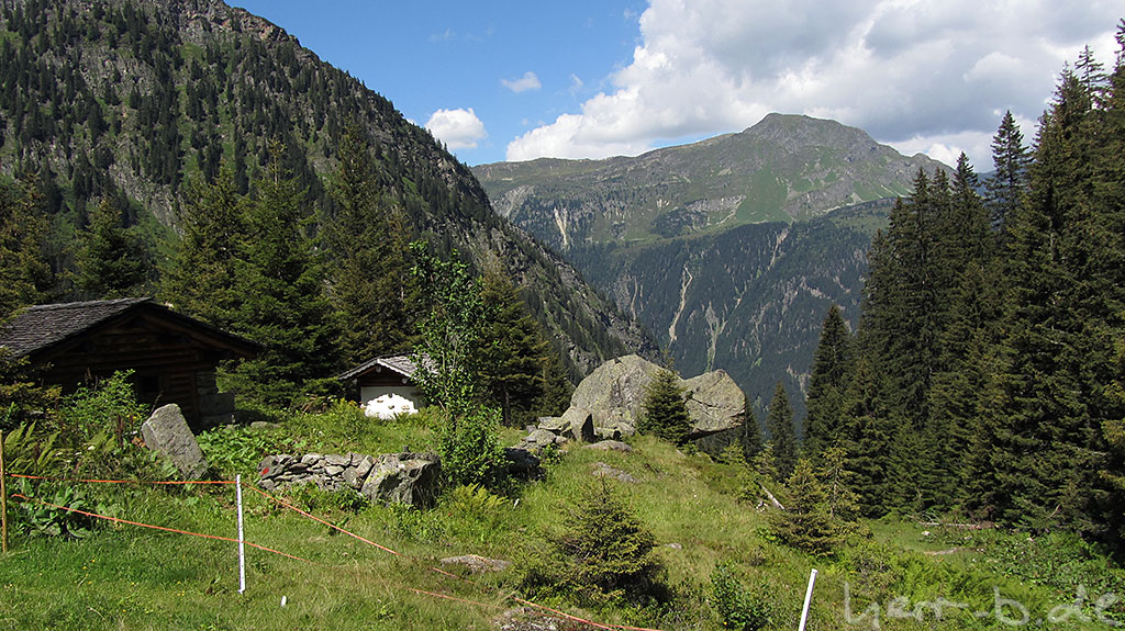 Trail von der Bielerhöhe