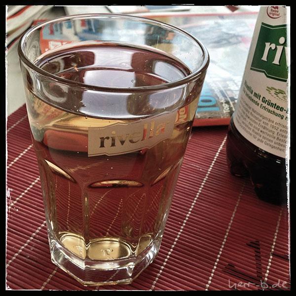 Rivella-Glas