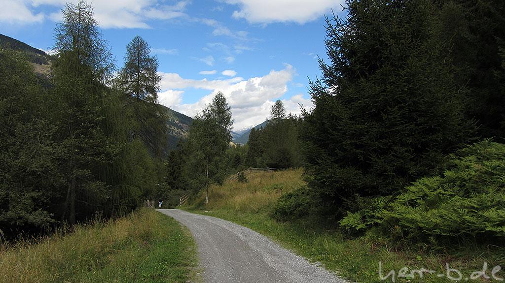 Weiter geht es in die Schweiz