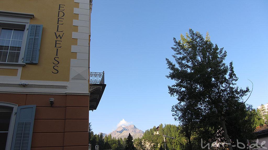 Hotel Edelweiss in Sils