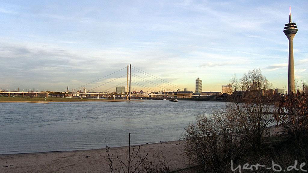 Düsseldorfer Strandidylle