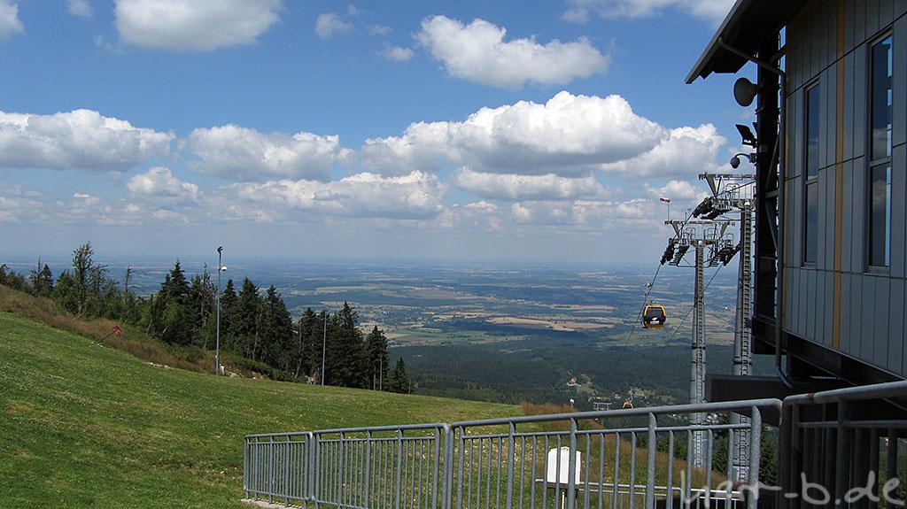 Hoher Berg in Polen