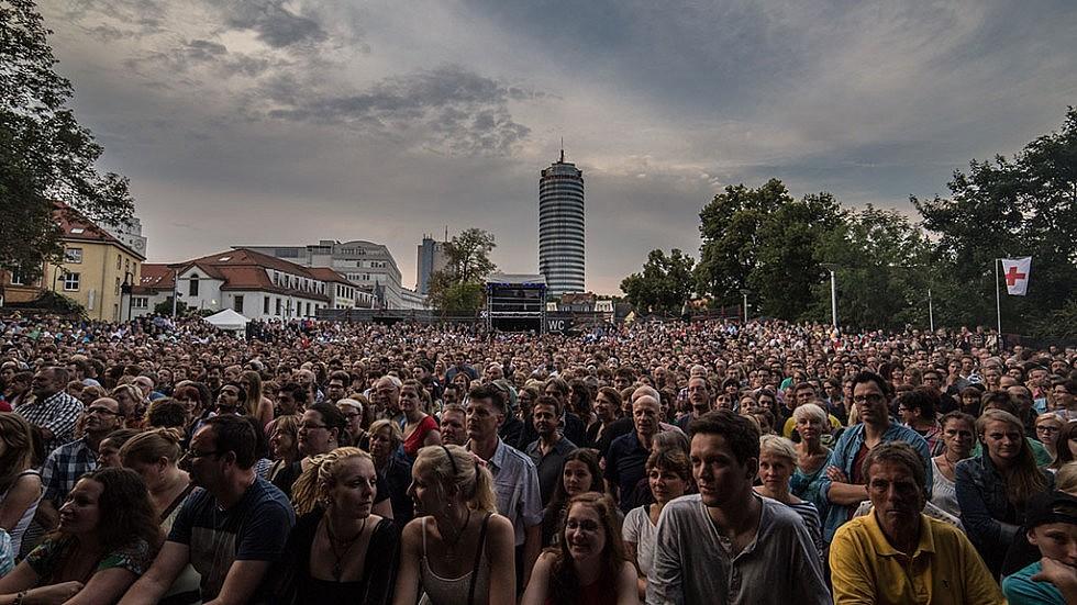 Kulturarena-Publikum © Felix Brodowski